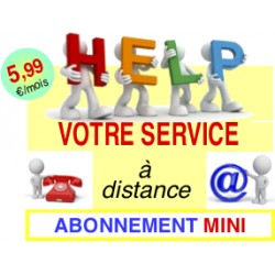 HELP MINI - Abonnement