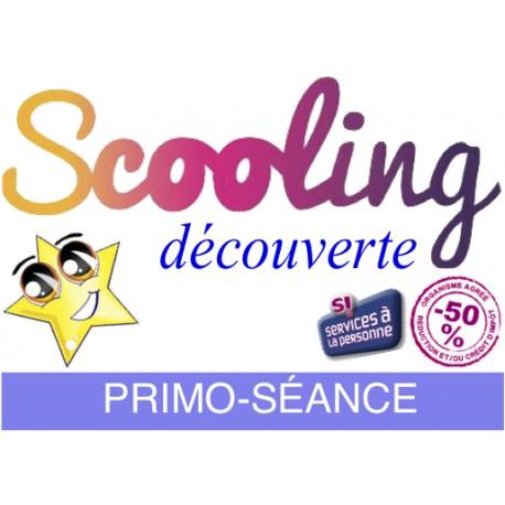 Scooling : 1ère séance
