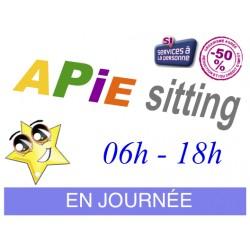 APIE-Sitting : séance journée