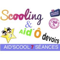 Aid'Scool : Pack 7 séances