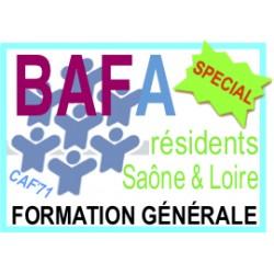 BAFA 1 - 24-31 octobre 2015