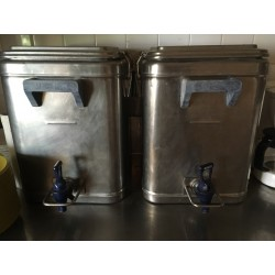 Container Isotherme INOX