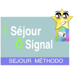 1 Séjour Scooling Ô Signal