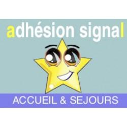 """Adhésion """"Étoile"""""""